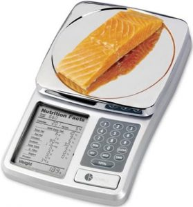 Food Preparation Scale