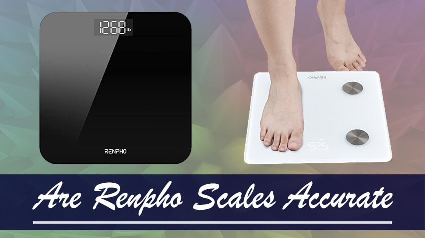 how accurate is renpho scales