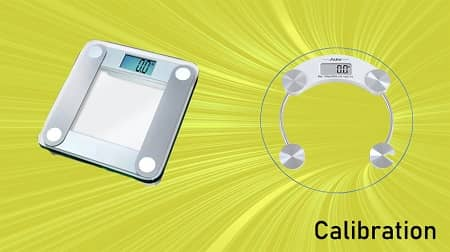 How to Calibrate Digital Bathroom Scales