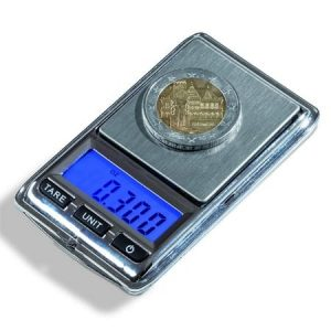 Coin Scale Guideline
