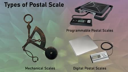 What are the Types of Postal Scale?
