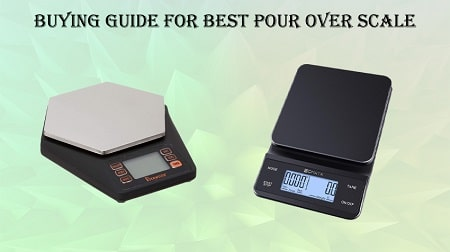 best scale for pour over coffee