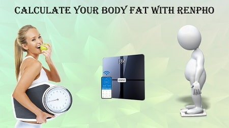 how does renpho calculate visceral fat