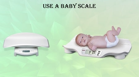 How To Measure Infant Weight