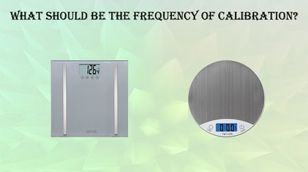 How To Calibrate A Taylor Scale