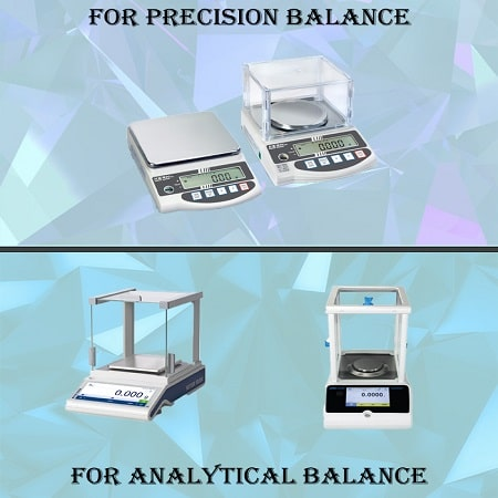 which is more accurate precision balance vs analytical balance